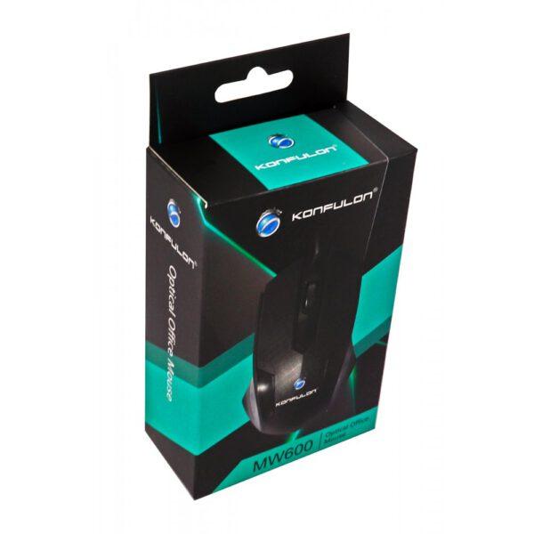 Konfulon MW600 Kablolu Optik Mouse