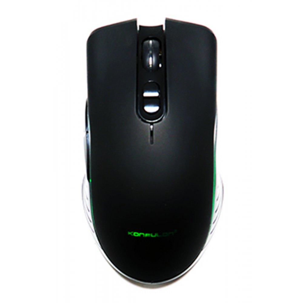 Konfulon RE10 RGB Işıklı Şarjlı 4800 DPI Bluetooth Mouse